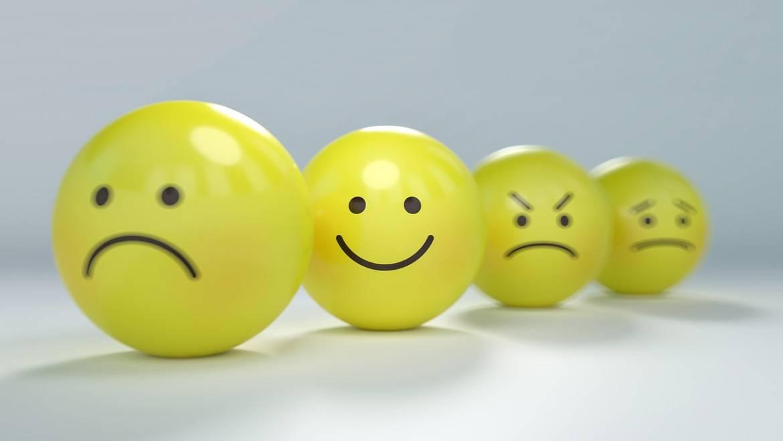 5/8 důvodů, proč se vyplatí poslouchat iracionální emoce
